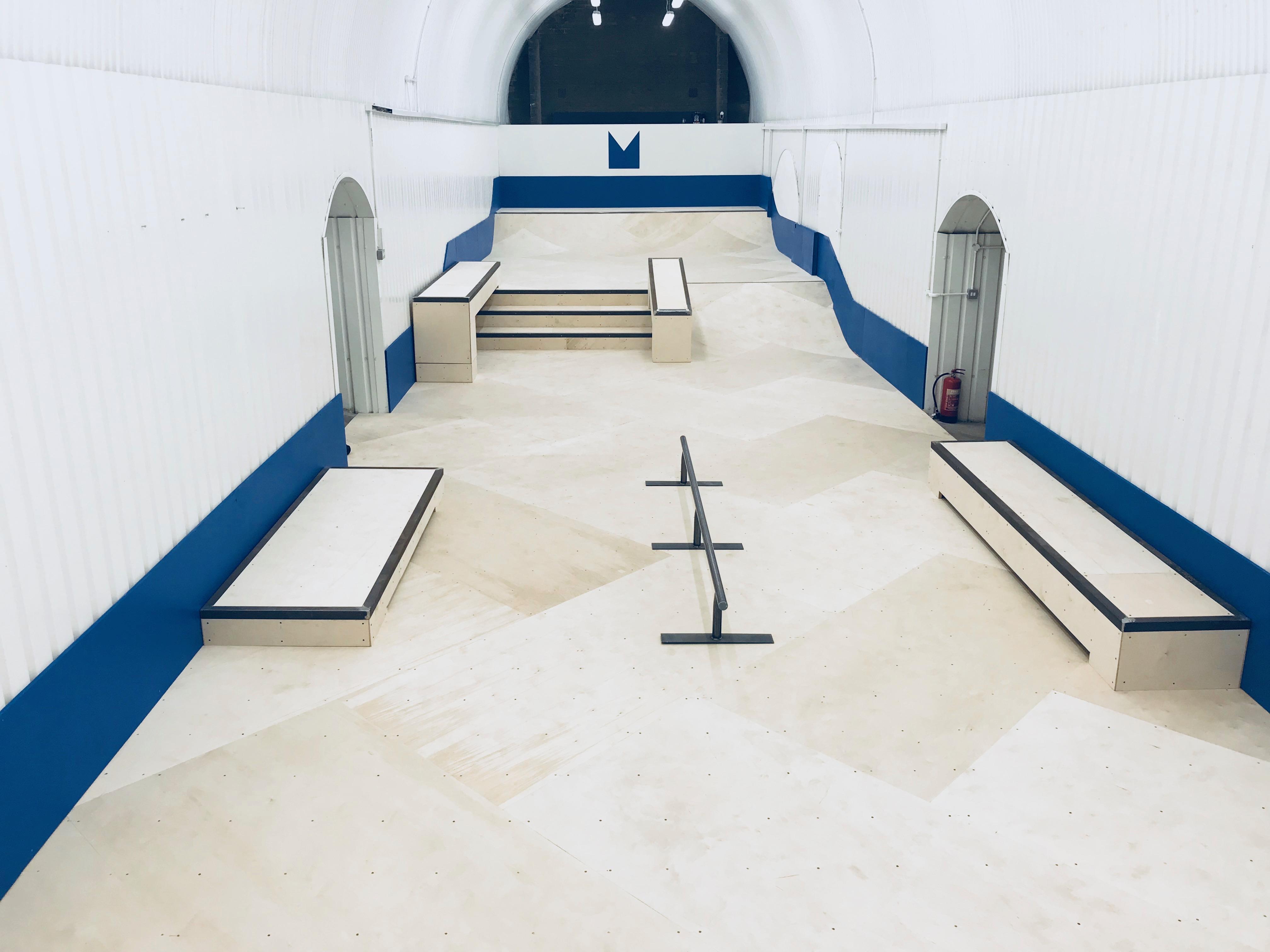 Hop Kingdom Skatepark
