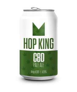 Hop King CBD Pale Ale